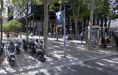 SABA Pedralbes Centre - Städteparken Barcelona