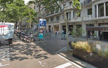 SABA BAMSA – Jardinets de Gracia - Städteparken Barcelona