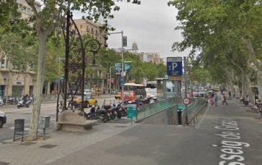 SABA BAMSA Passeig de Gràcia -Consell de Cent - Städteparken Barcelona
