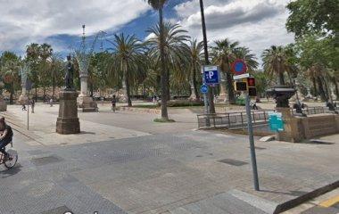 SABA Arc de Triomf -Lluís Companys - Städteparken Barcelona