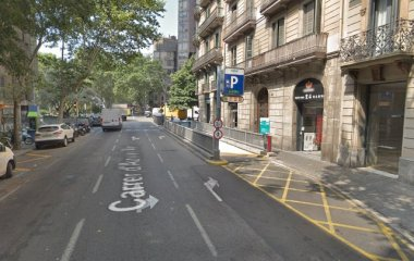 SABA Plaça Urquinaona - Städteparken Barcelona