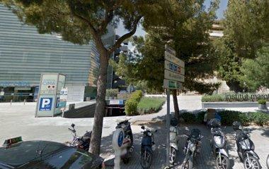 SABA Passeig de Manuel Girona – Pedralbes - Städteparken Barcelona