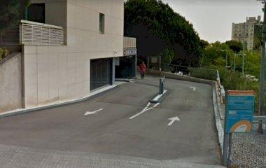 SABA Sant Joan de Déu - Städteparken Hospitalet