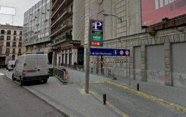 SABA Plaza Mostenses - Städteparken Madrid