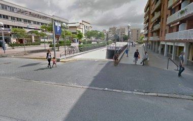 SABA Plaça Soler Carbonell - Städteparken Vilanova
