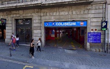 Coliseum - Städteparken Barcelona