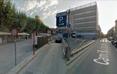 SABA Santa Anna - Städteparken Mataró