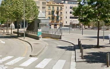 SABA Plaça Berenguer i Carnicer - Städteparken Girona