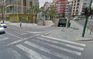 SABA Porta de la Morera - Städteparken Elx