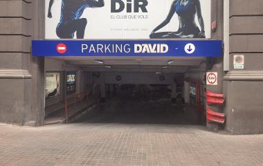 David - Städteparken Barcelona