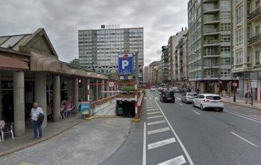 SABA Praza Pontevedra - Städteparken A Coruña