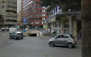SABA Plaza España - Städteparken Las Palmas