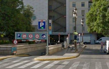 SABA Plaza de la Concordia - Städteparken Sevilla