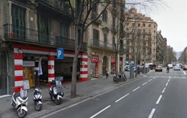 Romara – Plaça Universitat - Städteparken Barcelona