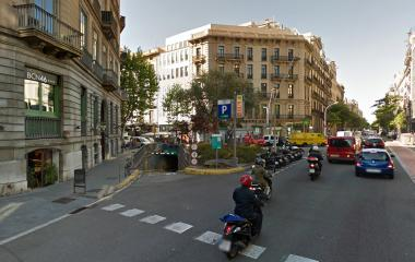 SABA BAMSA Diputació - Städteparken Barcelona