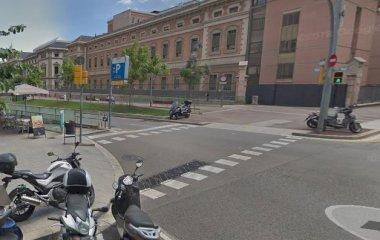SABA BAMSA Hospital Clínic - Städteparken Barcelona