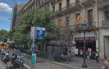 SABA BAMSA Rambla Catalunya - Städteparken Barcelona