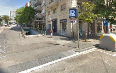 SABA BAMSA Gal·la Placídia - Städteparken Barcelona