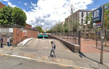 SABA BAMSA Paral·lel - Städteparken Barcelona