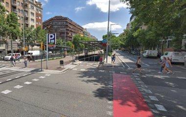 SABA BAMSA Josep Tarradellas 1 – Sarrià - Städteparken Barcelona