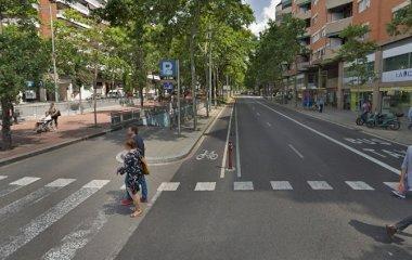 SABA BAMSA Josep Tarradellas 2 – Entença - Städteparken Barcelona