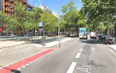 SABA BAMSA Josep Tarradellas 3 – Nicaragua - Städteparken Barcelona