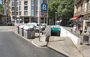 SABA BAMSA Urgell – Mercat de Sant Antoni - Städteparken Barcelona
