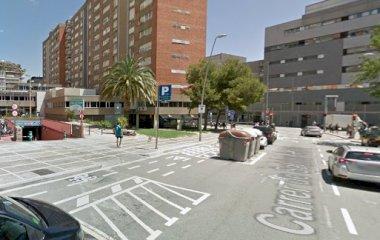 SABA Carles III – Diagonal – Sabino Arana - Städteparken Barcelona