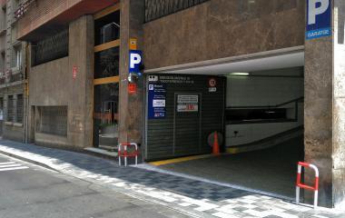 Garaje Capilla - Städteparken Barcelona