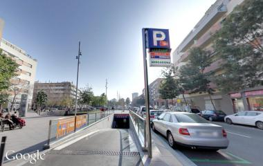 BSM Bilbao-Llull - Städteparken Barcelona