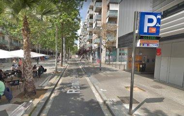 BSM Rambla Poblenou - Städteparken Barcelona