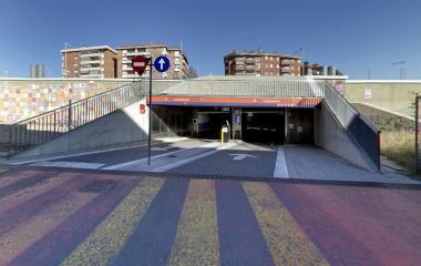 BSM Cardenal Sentmenat-Vergós - Städteparken Barcelona