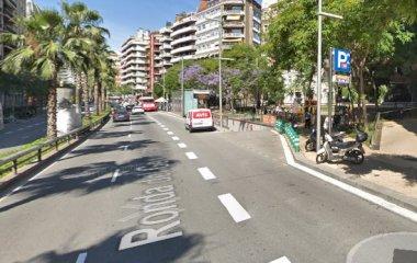 BSM Mitre-Putxet - Städteparken Barcelona