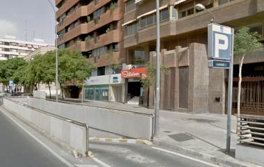 Catedrático Soler - Städteparken Alacant