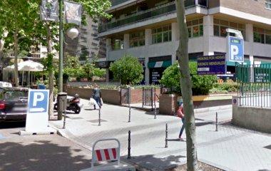 Príncipe de Vergara - Städteparken Madrid