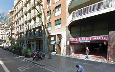 Tamarit – Sant Antoni - Städteparken Barcelona