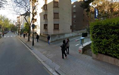 NN Geigle - Städteparken Barcelona