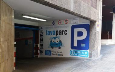 Bertran 75 – Putxet - Städteparken Barcelona