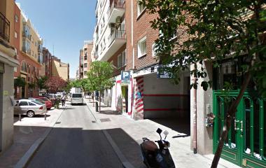 Dávila – Turismos - Städteparken Madrid