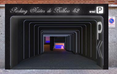 Núñez de Balboa - Städteparken Madrid