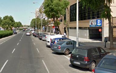 Aparcamiento Colegio San José - Städteparken Sevilla