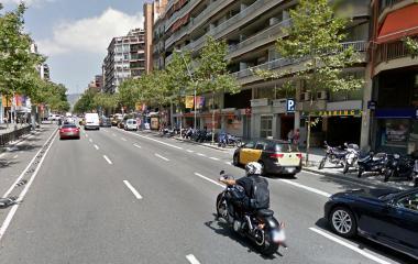 NN Urgell 2 - Städteparken Barcelona