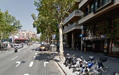 NN Urgell - Städteparken Barcelona