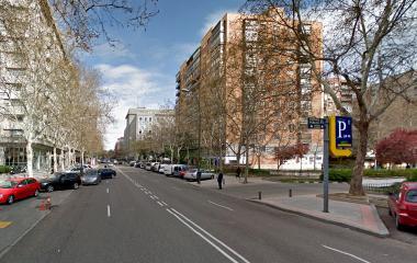 APK2 Avenida Brasil - Städteparken Madrid