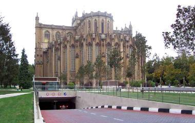 APK2 Catedral de Vitoria - Städteparken Vitoria-Gasteiz