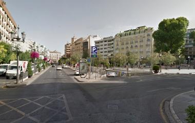 APK2 Puerta Real - Städteparken Granada