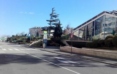 APK2 Parque Europa - Städteparken A Coruña