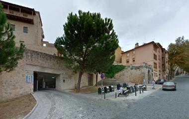 APK2 Catedral de Oblatas - Städteparken Segovia