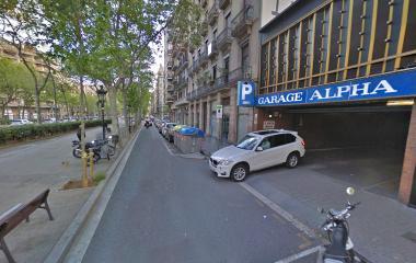 Alpha - Städteparken Barcelona