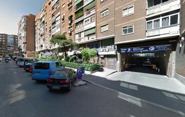 José - Städteparken Madrid